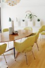 UBER-MODERN - Florence Knoll Ovale High Table 244