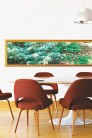 UBER-MODERN - Saarinen Tulip High Table Oval for 6