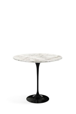Knoll - Saarinen Tulip Table Basse Ovale Moyenne