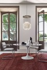 UBER-MODERN - Saarinen Tulip Table Haute Ronde S