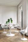 UBER-MODERN - Saarinen Tulip Round High Table S