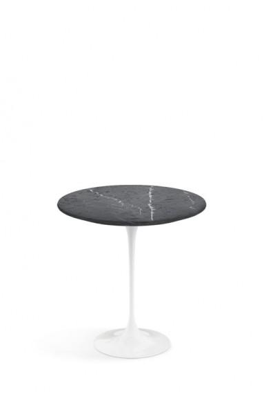 Knoll - Saarinen Tulip Table Mi-Haute Ronde Moyenne