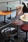 UBER-MODERN - Saarinen Tulip Mid-height Table Medium