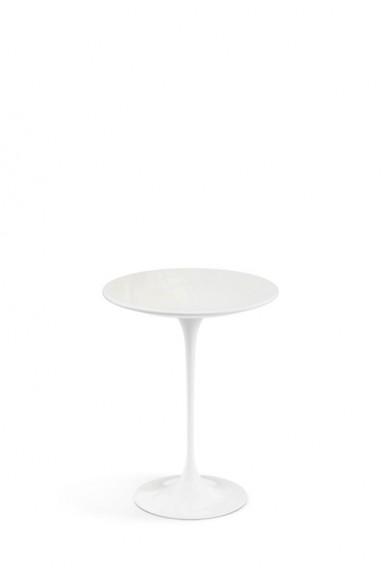 Knoll - Saarinen Tulip Table Mi-Haute Ronde Petite