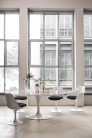 UBER-MODERN - Saarinen Chaise Tulipe avec Coussin