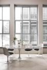 UBER-MODERN - Saarinen Chaise Tulipe Revêtue