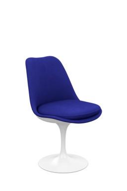 Knoll - Saarinen Tulip Upholstered Side Chair