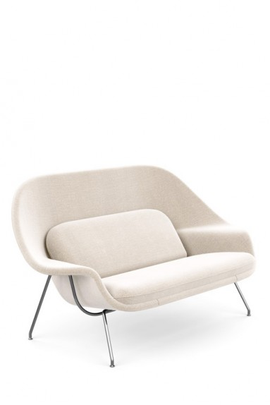Knoll - Saarinen Womb Settee - Canapé