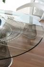 UBER-MODERN - Platner Table Haute