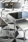 UBER-MODERN - Breuer Petite Table Laccio