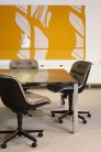 UBER-MODERN - Pollock Executive Chair with Armrests
