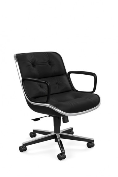 Knoll - Pollock Executive Chair with Armrests