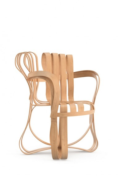 Knoll - Gehry Fauteuil Cross Check