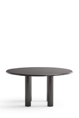 Knoll - Smalto Table ronde
