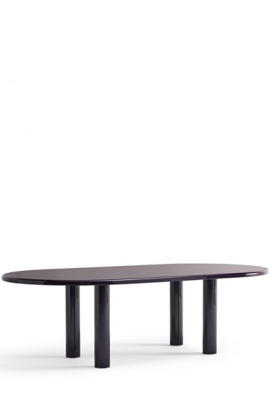 Knoll - Smalto Table Ovale 240