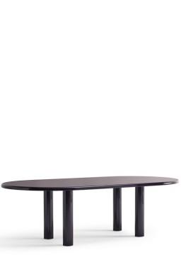 Knoll - Smalto Table Ovale 240