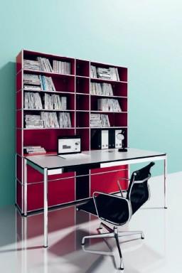 USM Haller - Bureau bibliothèque Home Office13 USM Haller