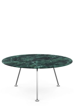 Knoll - Grasshopper Table Haute Ronde 152