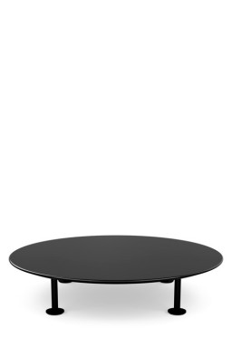 Knoll - Grasshopper Round Low Table 137