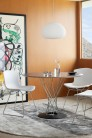 UBER-MODERN - Bertoia Side Chair en Plastique