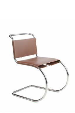 Knoll - MR Side Chair Mies Van Der Rohe