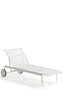 Knoll - Schultz Collection 1966 Chaise Longue Réglable