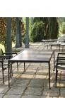 UBER-MODERN - Schultz Collection 1966 Petite Table Haute Rectangulaire
