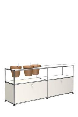 - USM Haller World of plants sideboard QS M46 152 x 37 x h64 cm