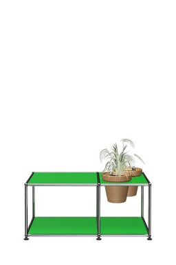 - USM Haller Side Table World of plants QS M48 87 x 52 x h39 cm