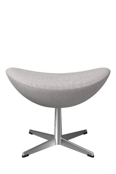 Fritz Hansen - Repose-pieds EGG™ par Arne Jacobsen